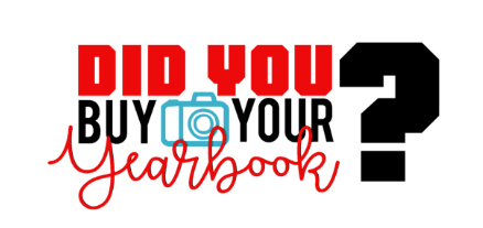 Yearbooks arrive Tuesday!